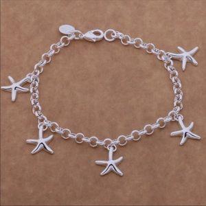 Jewelry - Sterling silver bracelet 925 stamped